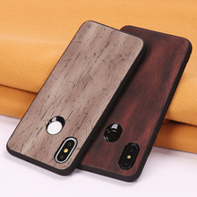Luxury Phone Case For Xiaomi Mi 8 lite A1 A2 lite Mix 2S Max 3 case Wood texture Soft Cover For Redmi Note 5 6 Pro case bonvan phone case for xiaomi mi a2 lite case cloth deer cover for xiomi mi 8 se explorer max 3 mix 2s case for redmi 6 6a pro