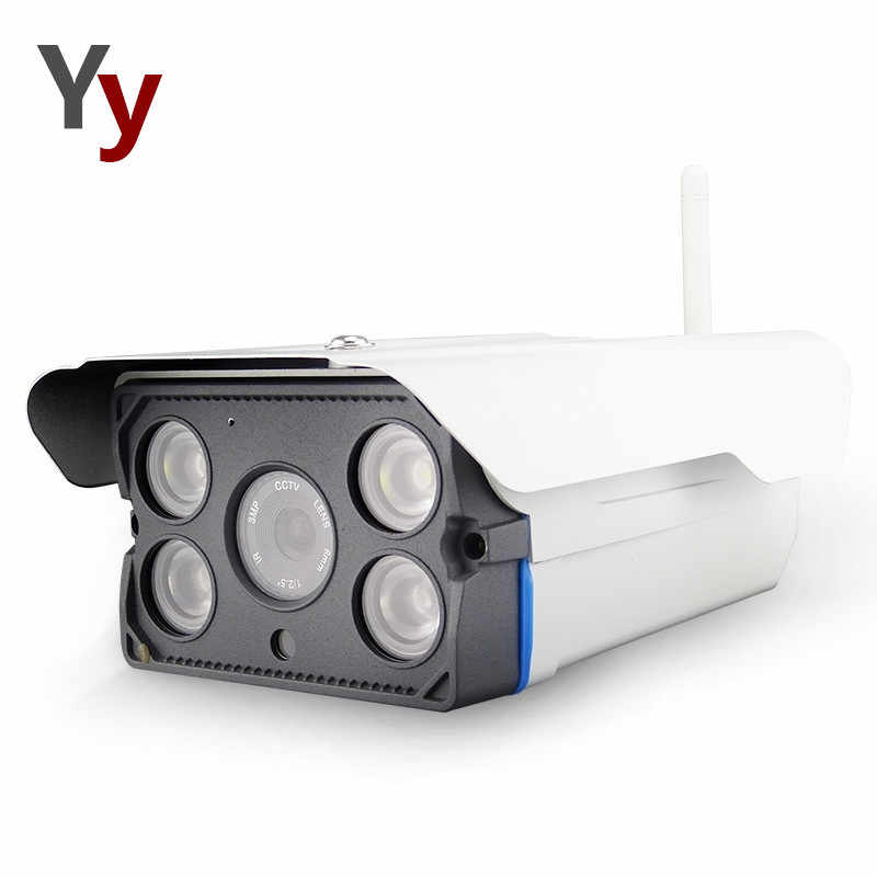 1.3MP Wifi bullet camera 960P IP Camera Surveillance Outdoor Security Camera Color Video for Motion Detection Two Way Audio