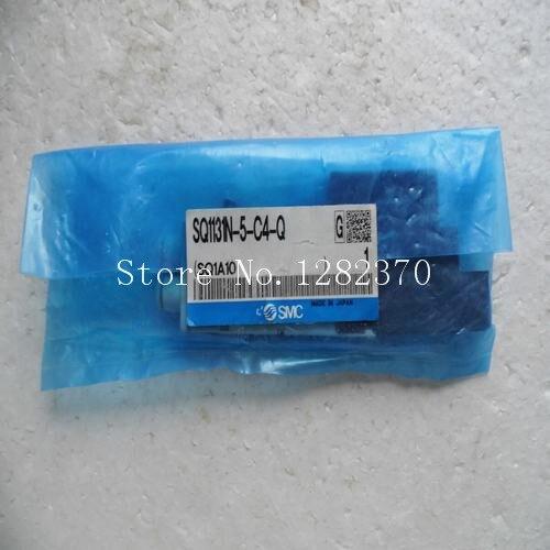 [SA] New Japan genuine original SMC solenoid valve SQ1131N-5-C4-Q spot [sa] new japan genuine original smc solenoid valve syj5523 4g c4 spot