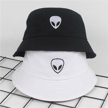 Alien Decorated Bucket Hat