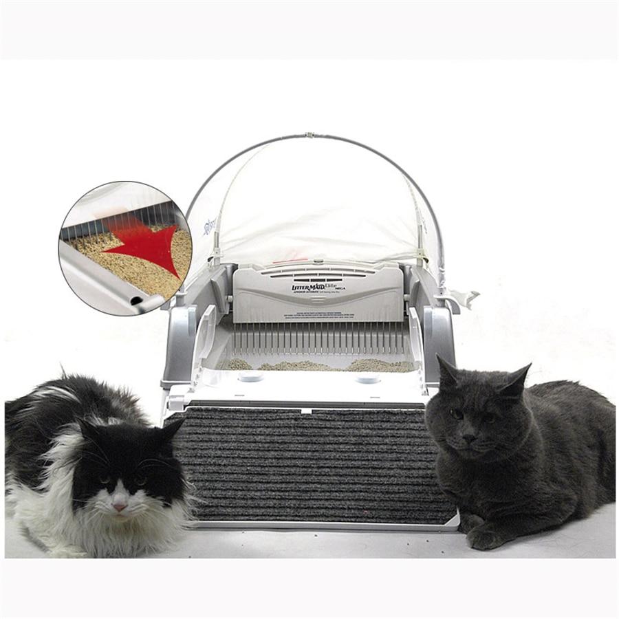 enclosed closed large cat litter box toilet trays animal. Black Bedroom Furniture Sets. Home Design Ideas