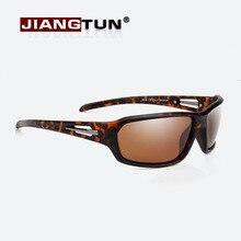 JIANGTUN gafas de Sol Polarizadas de Los Hombres Diseñador de la Marca Gafas de Sol de Metal Decoración Diseñador Gafas De Sol Hombre Oculos Masculino