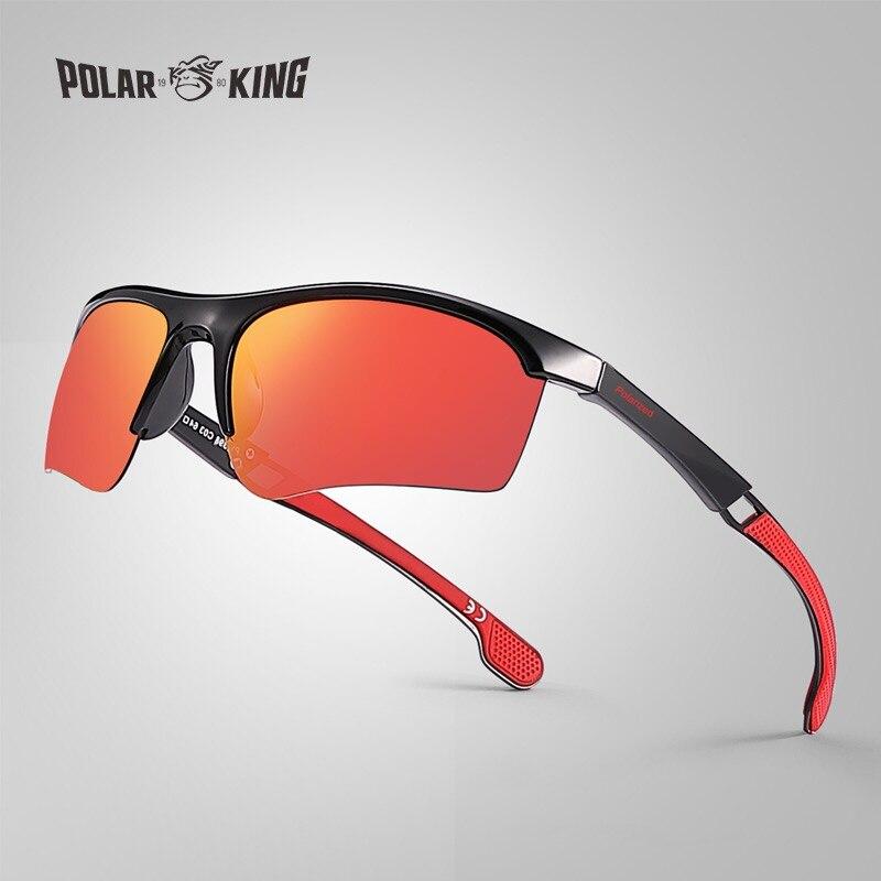 POLARKING Brand Polarized Sunglasses For Men Plastic Oculos de sol Men/'s Fashion