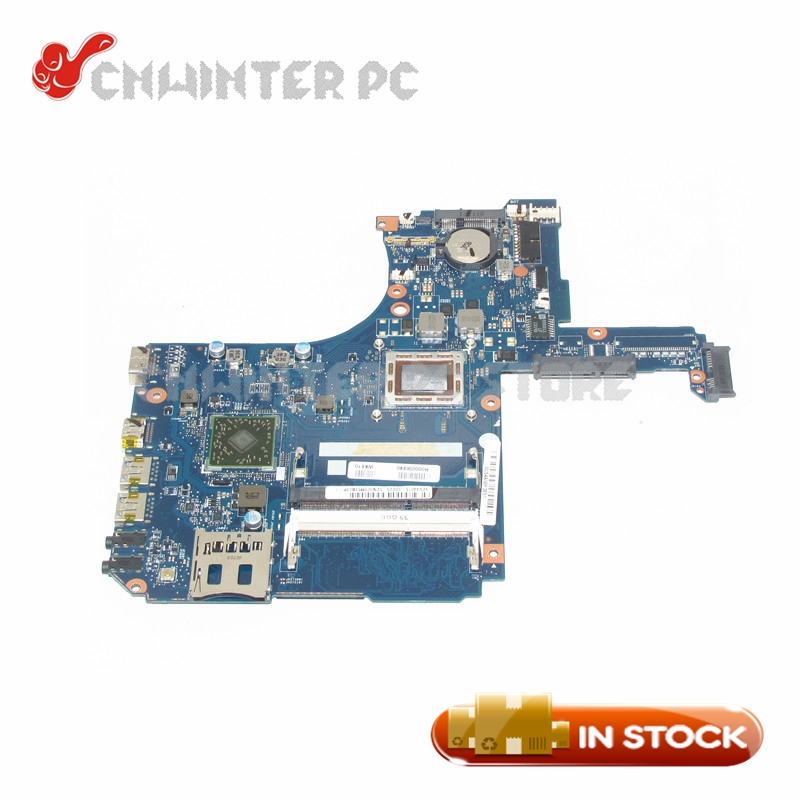 NOKOTION H000056840 Main Board For Toshiba Satellite S55D S50-D S50-A Laptop Motherboard DDR3 A6-5345 CPU Full tested