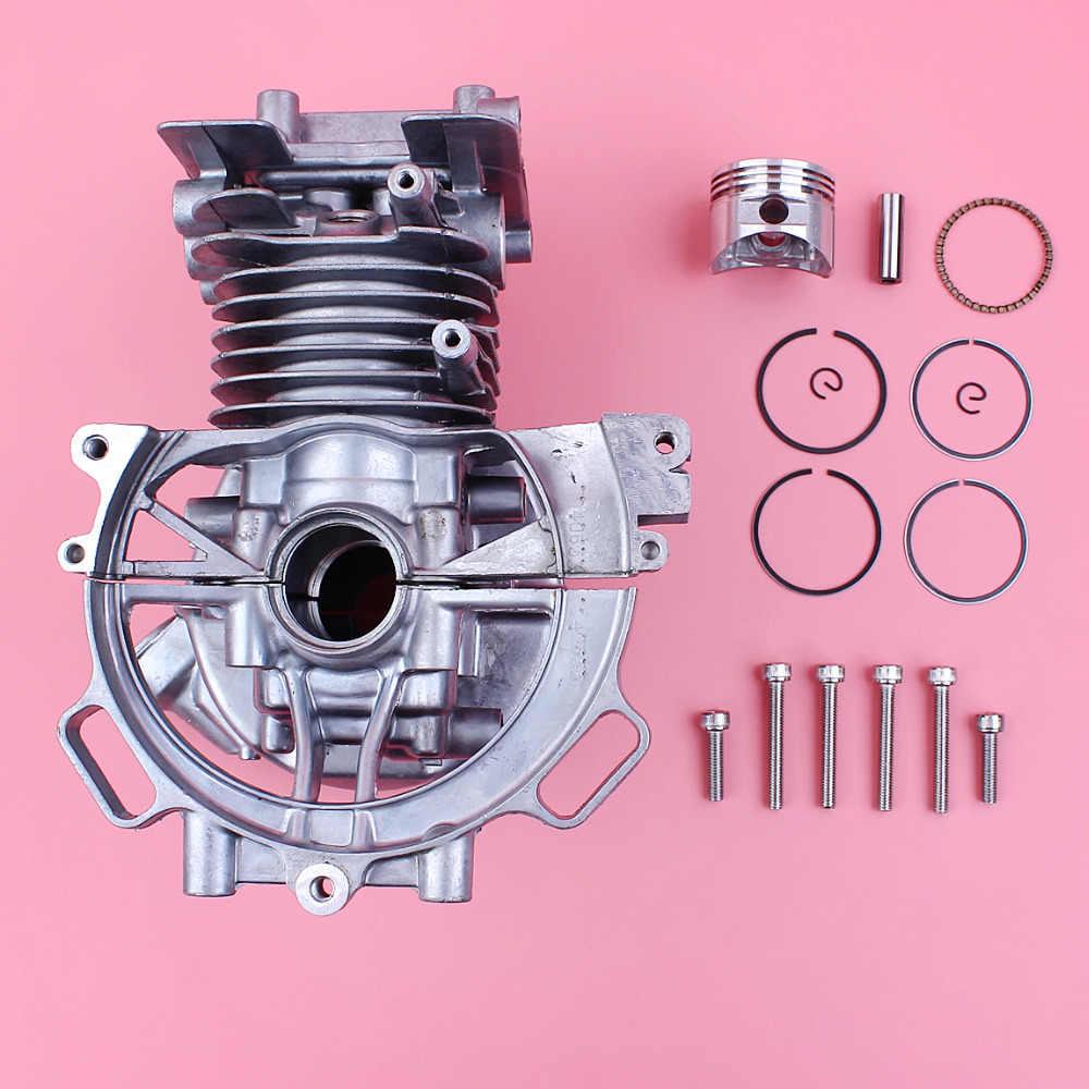 Crankcase Cylinder 35mm Piston Mount Bolt Kit For Honda GX25 GX25N HHT25S  Trimmer Brush Cutter Mower Small Engine Motor