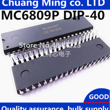 2 шт./лот MC6809P MC6809 6809 DIP-40, Новинка
