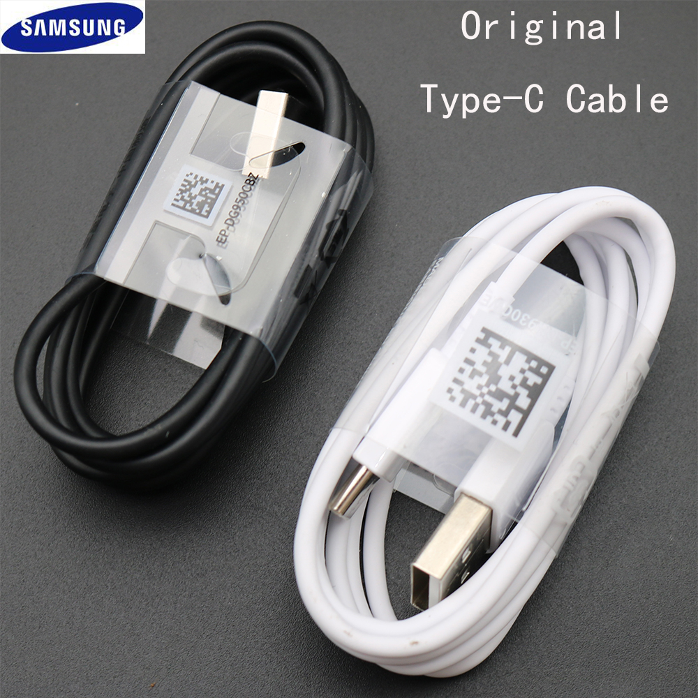 Samsung S9 S8 S9 Plus note 8 Fast Charger 120CM Type-C Cable
