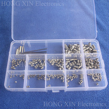 M3/M4/M5/M6/M8 Hex Sharp Socket Stainless Steel PCB Assortment Screws Bolt  Kit Set Fastener Hardware with Wrench screw