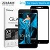 2 Pack Original ZEASAIN 2 5D Full Cover Tempered Glass Screen Protector For Xiaomi Redmi 4X