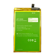100% Original Backup LEAGOO Power 5 Battery BT-6008 7000mAh For Smart Mobile Phone+ + Tracking Number