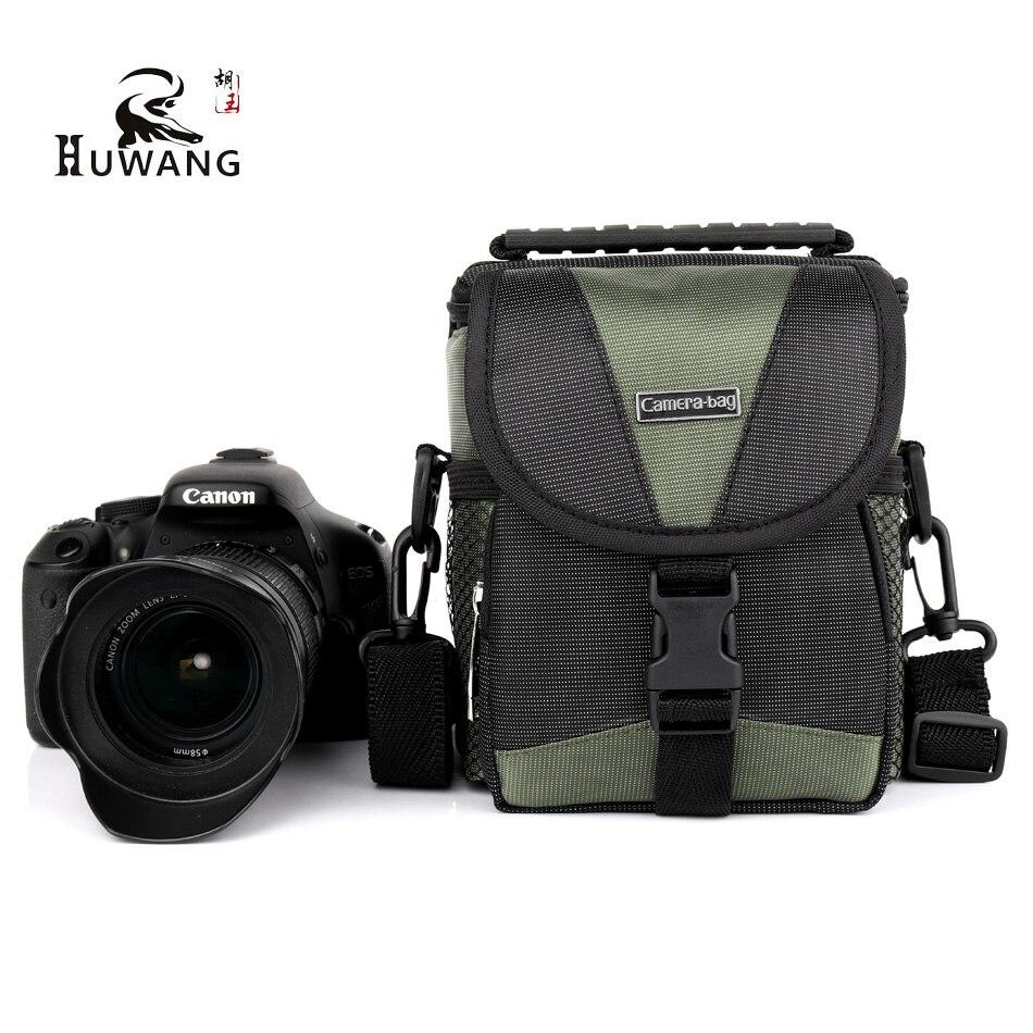 HUWANG 2018 Hot High Quality Camera Bag For Fujifilm XT20 XT2 XT10 XA3 X100F Panasonic LX100 GF8 GF9 GX7 Camera Pouch Foto Bag