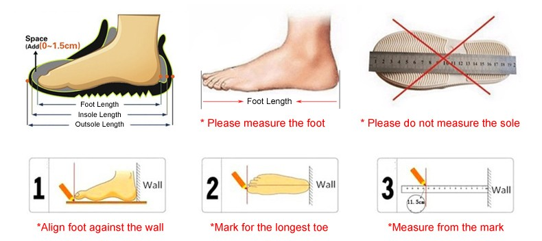 Foot Measurement 790