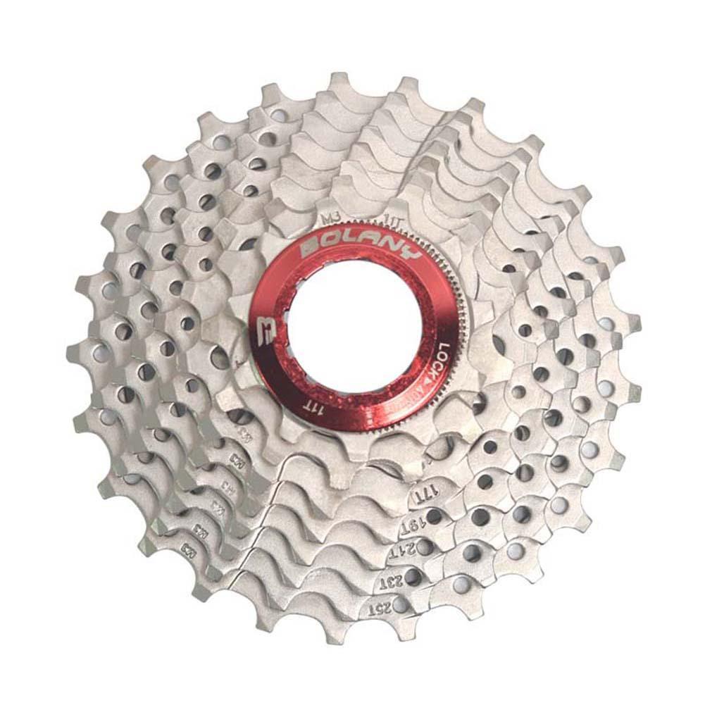 MEROCA MTB Road Bike Bicycle Cassette Freewheel 8 Speed 11-25T Flywheel Sprocket