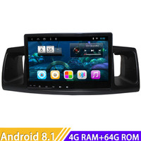 Roadlover Android 8.1 Car Radio Player For Toyota Corolla EX 2013 2014 2015 2016 Stereo GPS Navigation Automagnitol 2 Din O DVD