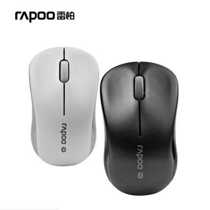 Rapoo 6010B Bluetooth 3.0 Optical Wireless Mouse Office USB 1000DPI Mice