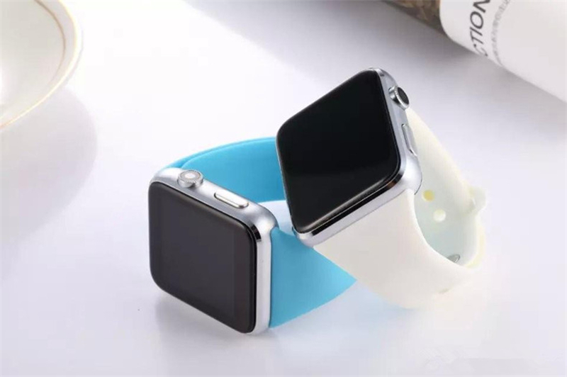 Popularni Smart Watch A1 W8 s fotoaparatom s sim karticom Bluetooth - Pametna elektronika - Foto 5