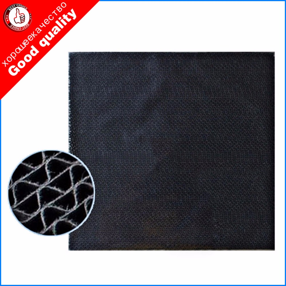 High quality Black Deodorizing Catalytic Filter Parts for DaiKin MC70KMV2-N MC70KMV2-R MC70KMV2-K MC70KMV2-A Air Purifier Filter 1 piece black deodorizing catalytic filters for daikin mck75jvm k mc70kmv2 r mc70kmv2 k mc70kmv2 a air purifier filter parts