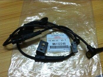 משלוח חינם סיטונאי חדש הימני הקדמי ABS גלגל חיישן מהירות מיצובישי Grandis 03-07 MN102246