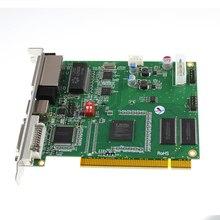 Frete grátis linsn ts802d cartão enviando remetente de vídeo hdmi 1024 dmx levou controlador levou cartão de controle