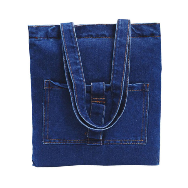 Women Retro Jeans Handbag...