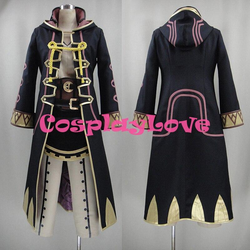 New Custom Made Japanese Anime Fire Emblem Awakening Robin Cosplay ...