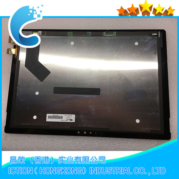 Original Pro 4 1724 LCD Complete For Microsoft Surface Pro 4 (1724) LCD Display touch screen digitizer Assembly все цены