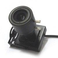 1 3 700TVL CMOS Mini CCTV Camera 2 8 12mm Manual Varifocal Zoom Lens Security Cam