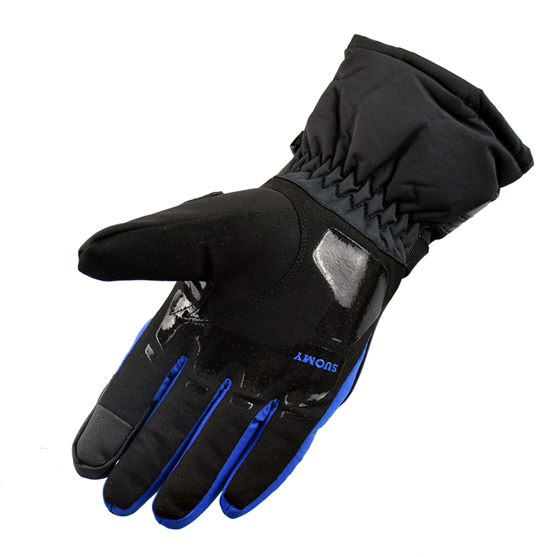 85172a3a5a4 Suomy envío gratis invierno cálido moto rcycle Guantes 100% impermeable a  prueba de viento Guantes moto Luvas pantalla táctil moto siklet Eldiveni en  ...