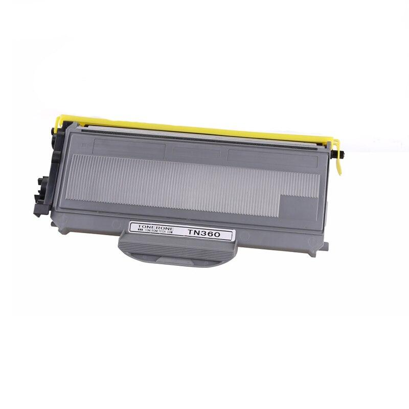 New Compatible TN360/TN2120/TN2125/TN2150/TN2175 black toner cartridge compatible for Brother HL 2140/2150N/2170W MFC 7320/7340/