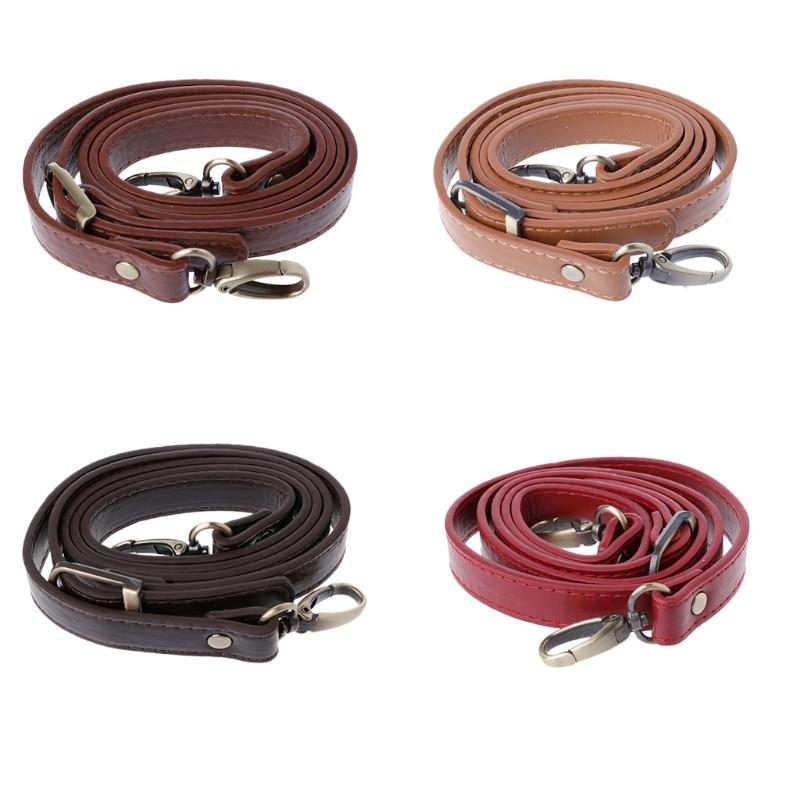 Fashion Women Ladies Replacement Adjustable Shoulder Strap Handbag Belts Buckle