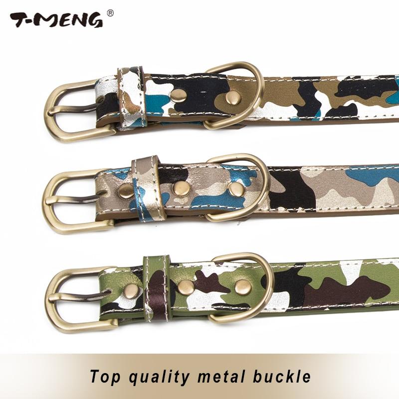 T-MENG Pet Products Camouflage Pattern ნამდვილი - შინაური ცხოველების საქონელი - ფოტო 6