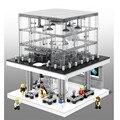 2016 Новый Sembo SD6900 1116 шт. СВЕТОДИОДНЫЕ Блоки Город Creatosr Apple store Строительные Наборы Блоков Кирпичи Совместимые Игрушки Подарок