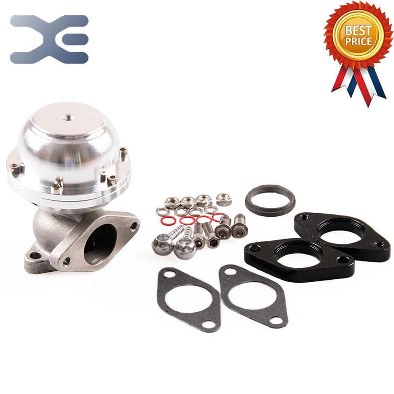цены Turbo Parts Exhaust Valve Discharge Pressure Relief Valve Blow Off Wastegate Universal Turbo Kit в интернет-магазинах