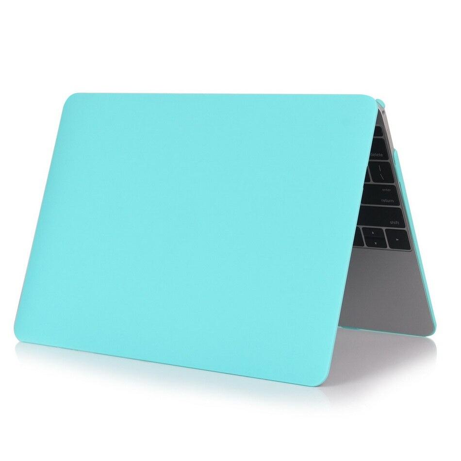 Crystal housse matte case for apple macbook air pro for Housse macbook air 13 pouces