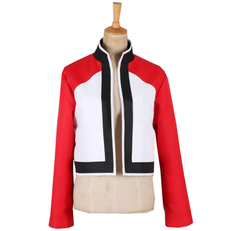 King of Fighters Rock Howard Coat Game Cosplay Costume