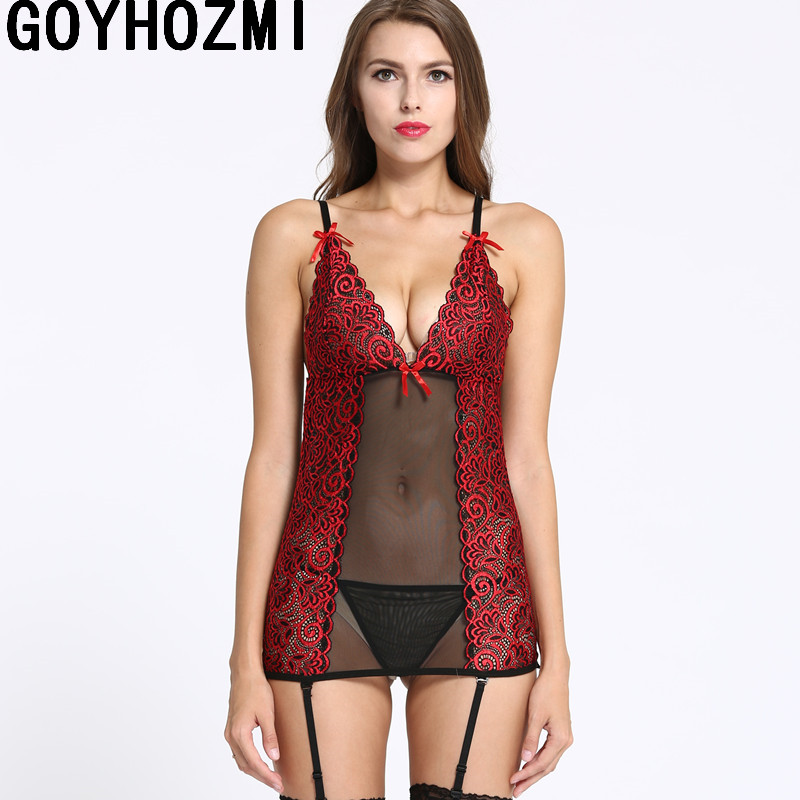 Exotic Apparel Sexy Lingerie For Women Baby Dolls Jacquard -4856