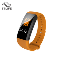 TTLIFE M99 Smart Bracelet Pedometer Fitness Heart Rate Detection Men Wristband With SMS Reminder For Xiaomi
