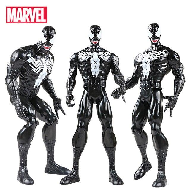 Endgame 30 centímetros Marvel The Avengers Superhero Spiderman Venom Spider Man Action Figure Toy Model Collection Para Crianças-Aranha homem
