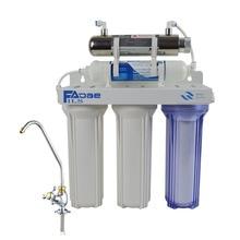 Wysoka Jakość! pięć Etap Podzlewozmywakowych Filtr Wody Pitnej z 6 W UV Sterylizator do domu kuchnia wykorzystanie