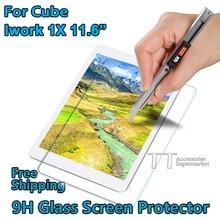 """Envío gratis Vidrio Templado Protector de Pantalla para el Cubo Iwork 1X11.6 """"pc de la tableta, Iwork1X i30 11.6 Pulgadas Protector de Pantalla de Cristal"""
