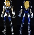 in stock metal Hyoga Cygnus cinsne Specters black Saint Seiya V1 Myth Cloth EX speeding model  CS model