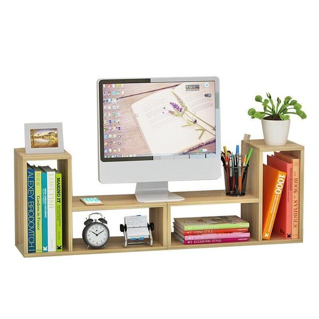 Display Bureau Kids Furniture Libreria Wall Shelf Rack Mueble Cocina Meuble De Maison Decoration Book Retro