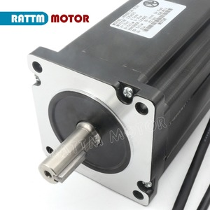 Image 3 - 1 ชุด Nema34 ปิด LOOP 12N.M Servo มอเตอร์ Stepper มอเตอร์ 6A 154 มม.และ HSS86 HYBRID Step Servo DRIVER 8A CNC Controller Kit