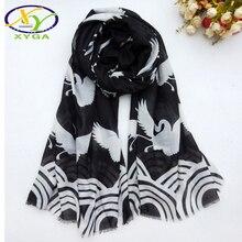 1PC New Cotton Women Long Scarf Soft 2018 Autumn Thin Summer Ladys Viscose Shawls Fashion Female Spring Wraps Muslim Kerchief