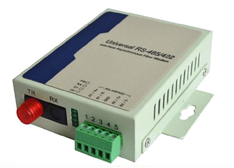 Serial port RS-485 to optical fiber 2-way 485 to optical fiber transceiver Serial port optical terminal/optical cat FC port