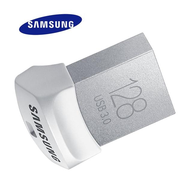 SAMSUNG USB Flash Drive Disk 32G 64G 128G USB3.0 Pen Drive Tiny Pendrive Memory Stick Storage Device U Disk Mini Flashdrive