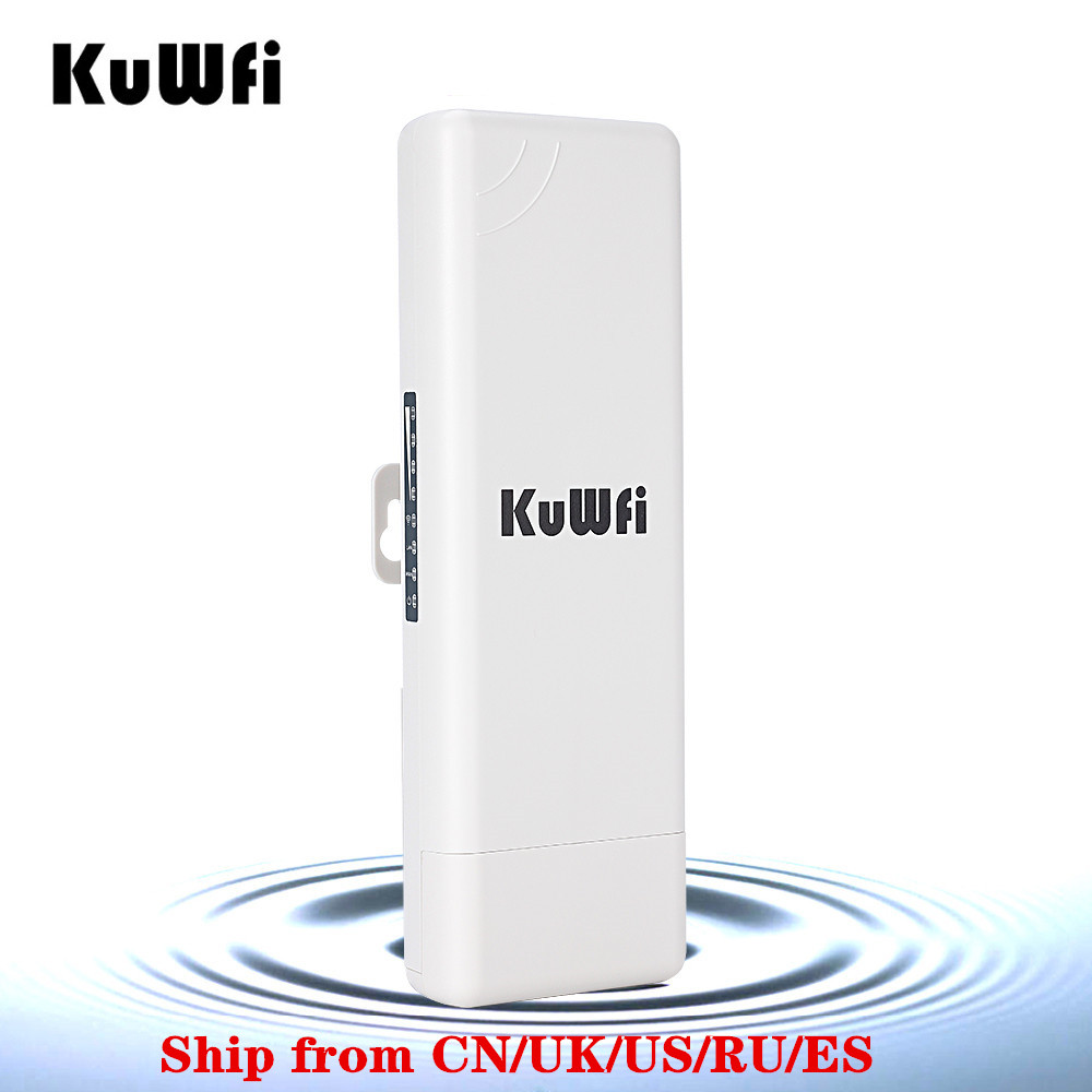 2KM trådløs udendørs CPE WIFI Router 150Mbps Access Point AP Router 1000mW WIFI Bridge WIFI Repeater WIFI Extender Support WDS