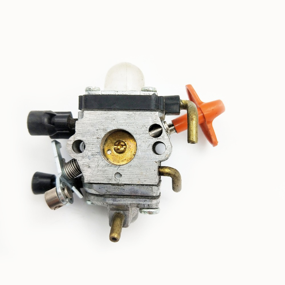 Atv,rv,boat & Other Vehicle Atv Parts & Accessories Practical New Carburetor For Zama C1q-s72 Stihl Carb 4180 Dr121 C1q S72 Agreeable To Taste