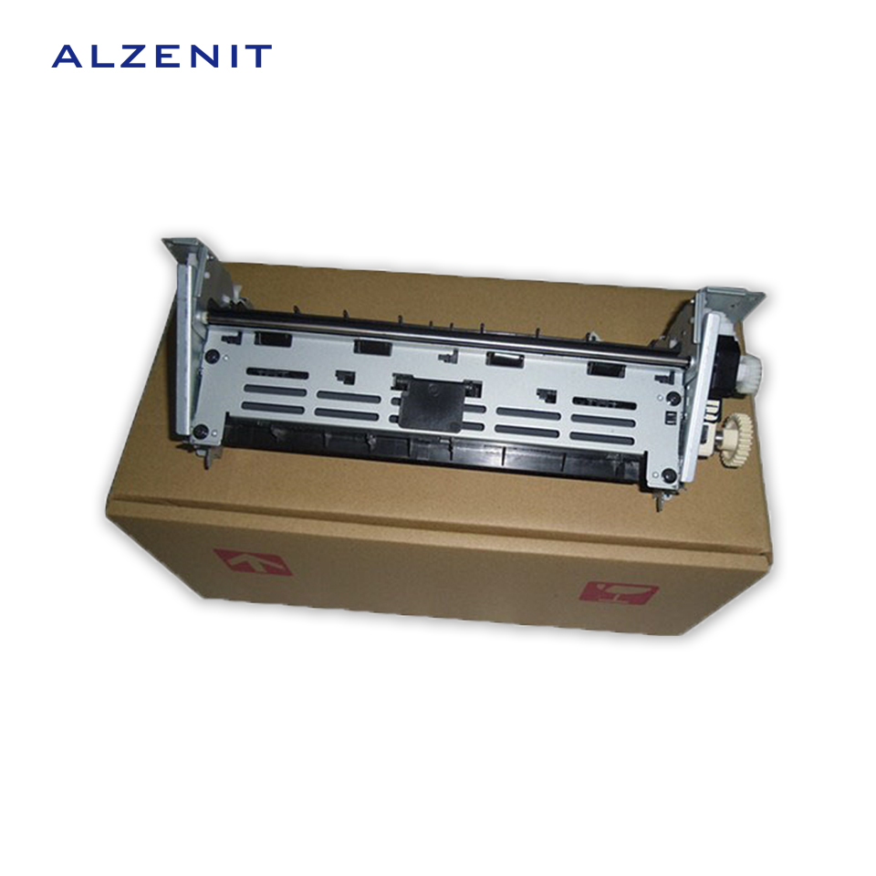 ALZENIT For HP 2055 Original Used Fuser Unit Assembly 220V Printer Parts On Sale second hand for hp laserjet m1120 m1120 fuser assembly fixing unit 220v printer parts on sale
