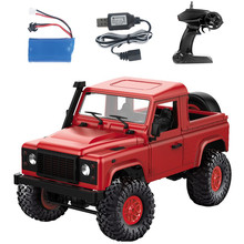 Remote controlled car furious fast Front LED Light 1:12 4WD RC Car Off-road Military Rock Crawler Monster Truck D300305